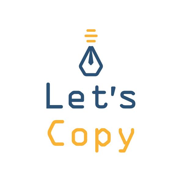 Let's Copy | L'arte di Scrivere Online
