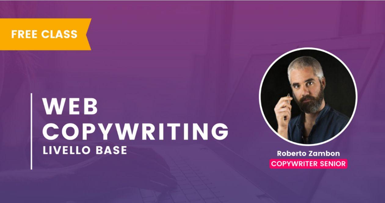 Webinar copywriting banner
